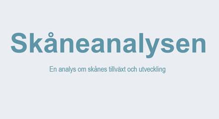 Region Skåne följer utvecklingen noggrant och kommer regelbundet ta fram nya ekonomiska analyser och underlag.