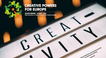 Se och lyssna på det bästa från konferensen den 22 november 2016 om utveckling av Kulturella och kreativa näringar i Europa.