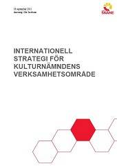 Framsida internationell strategi