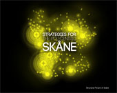 The strategic objective of The Polycentric Skåne is based on the opportunities and challenges found in Skåne today.